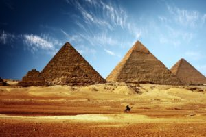 landscapes, Nature, Architecture, Egypt, Ancient, Giza, Pyramids, Land, Cairo