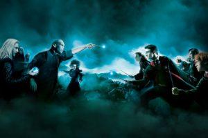 harry, Potter, Artwork, Luna, Lovegood, Hermione, Granger, Voldemort, Ginny, Weasley, Ron, Weasley, Neville, Longbottom, Lucius, Malfoy, Bellatrix, Lestrange, Death, Eaters