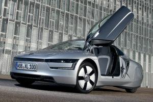 2014, Volkswagen, Xl1