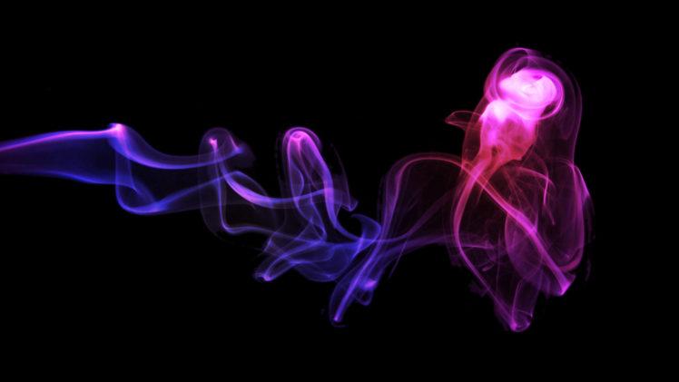 star, Wars, Minimalistic, Pink, Smoke, Purple, Rainbows, Simple, Background, Colors HD Wallpaper Desktop Background