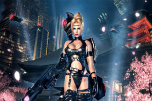 ninja, Gaiden, Fantasy, Anime, Warrior, Weapon, Gun, Sexy, Babe