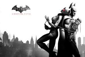 video, Games, Catwoman, Artwork, Arkham, City, Batman, Arkham, City, Games