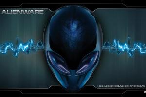 alienware, Computer, Alien,  24