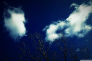 blue, Clouds, Skyscapes