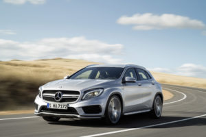2014, Mercedes, Benz, Gla 45, Amg