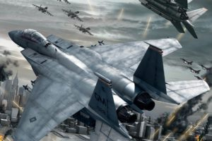ace, Combat, Game, Jet, Airplane, Aircraft, Fighter, Plane, Military, Battle, Gw