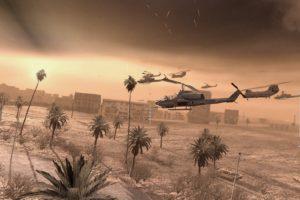 call, Of, Duty, Chopper, Call, Of, Duty, 4 , Modern, Warfare