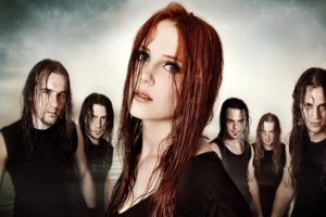 music, Redheads, Gothic, Epica, Simone, Simons, Bands, Groups, People, Men, Males, Heavy, Metal, Faces, Eyes, Lips, Pose, Women, Female, Girl, Sensual, Sexy, Babes
