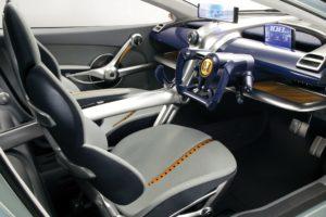 2003, Honda, Imas, Concept, Interior