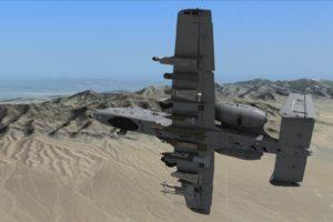 a 10, Bomber, Jet, Fighter, Bomb, Military, Airplane, Plane, Thunderbolt, Warthog,  40