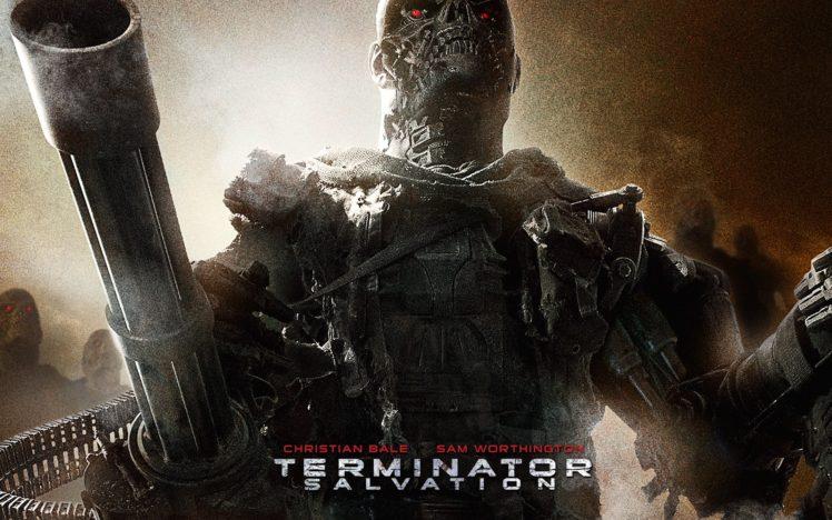 terminator, Sci fi, Action, Movie, Film,  100 HD Wallpaper Desktop Background