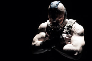 , The, Dark, Knight, Batman, Bane, Men, Males, Comics, Muscle, Mask, Evil, Villain, Scary, Creepy, Spooky, People, Light