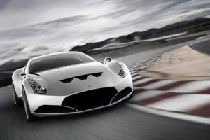 cars, Design, Ferrari, Vehicles, Ferrari, 612, Gto, Race, Tracks, Front, Angle, View
