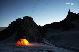 mountains, Snow, Journey, Asus, Intel, Camping, Tent