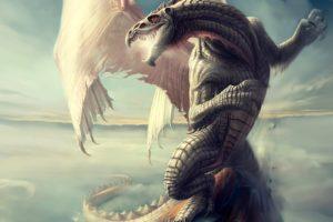dragons, Fantasy, Art, Artwork