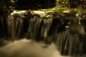 autumn, Waterfalls