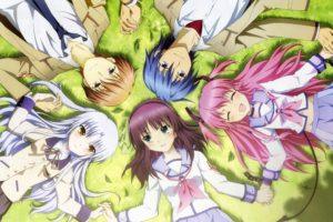angel, Beats , Anime, Manga, Anime, Girls