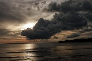 ocean, Sea, Sunset, Sunrise, Storm, Clouds, Reflection, Bay, Landscapes
