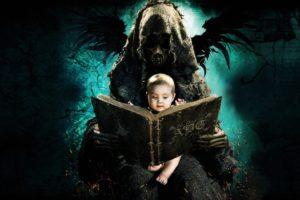 the, Abcs, Of, Death, Dark, Horror, Grim, Reaper, Death, Babies, Children, Books, Demon, Fantasy, Art, Cg, Digital