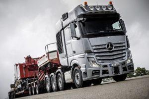 2014, Mercedes, Benz, Actros, 4163, Slt,  mp4 , Semi, Tractor