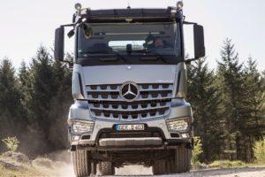 2014, Mercedes, Benz, Arocs, 4145, Slt, Semi, Tractor