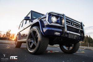 mercedes, G550, Blue, Suv, Vellano, Wheels, Tuning, Cars