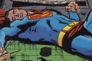 superman, Comics, Superhero