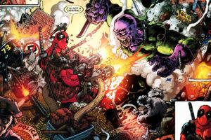 deadpool, Wade, Winston, Wilson, Anti hero, Marvel, Comics, Mercenary