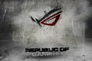 asus, Republic, Gamers, Computer, Game