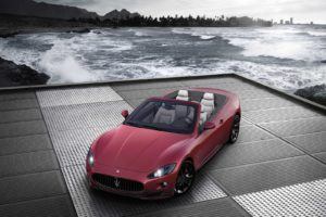 2012, Grancabrio, Maserati, Sport, V, 8, Italian, Convertible
