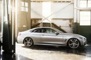 2013, 4, Series, Bmw, Concept, Coupe