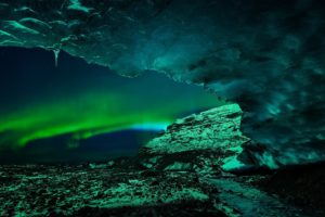 lights, Ice, Cave