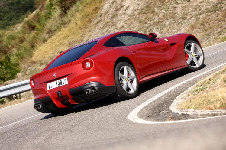 15+ 2013 Ferrari F12 Berlinetta Wallpaper Hd  Pics