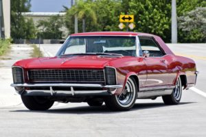 buick, Riviera, Gs, 1965, Luxury, Red, Classic
