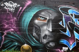 art, Color, Graffiti, Paint, Psychedelic, Urban, Wall, Rue, Tag, Peinture