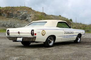 1968, Ford, Fairlane, Torino, G t, Convertible, Indy, 500, Pace, Muscle, Classic, Race, Racing