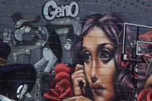 los, Angeles, California, Pacific, Buildings, Cities, Graffiti, Colors, Graff, Wall, Art, Street, Illegal, City
