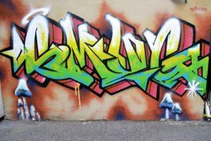 art, Buildings, Cities, City, Colors, Graff, Graffiti, Illegal, Toronto, Canada, Street, Wall