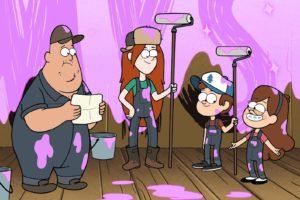 gravity, Falls, Disney, Family, Animated, Cartoon, Series, Comedy