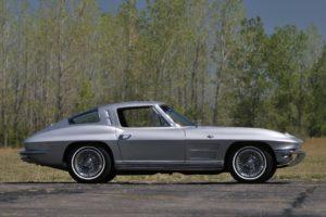 1963, Chevrolet, Corvette, Stingray,  c 2 , Muscle, Classic, Supercar, Sting