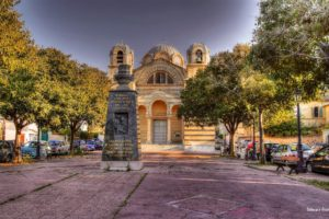 marseille, France, Provence, 13, Cities, Monuments, Panorama, Panoramic, Urban, Architecture