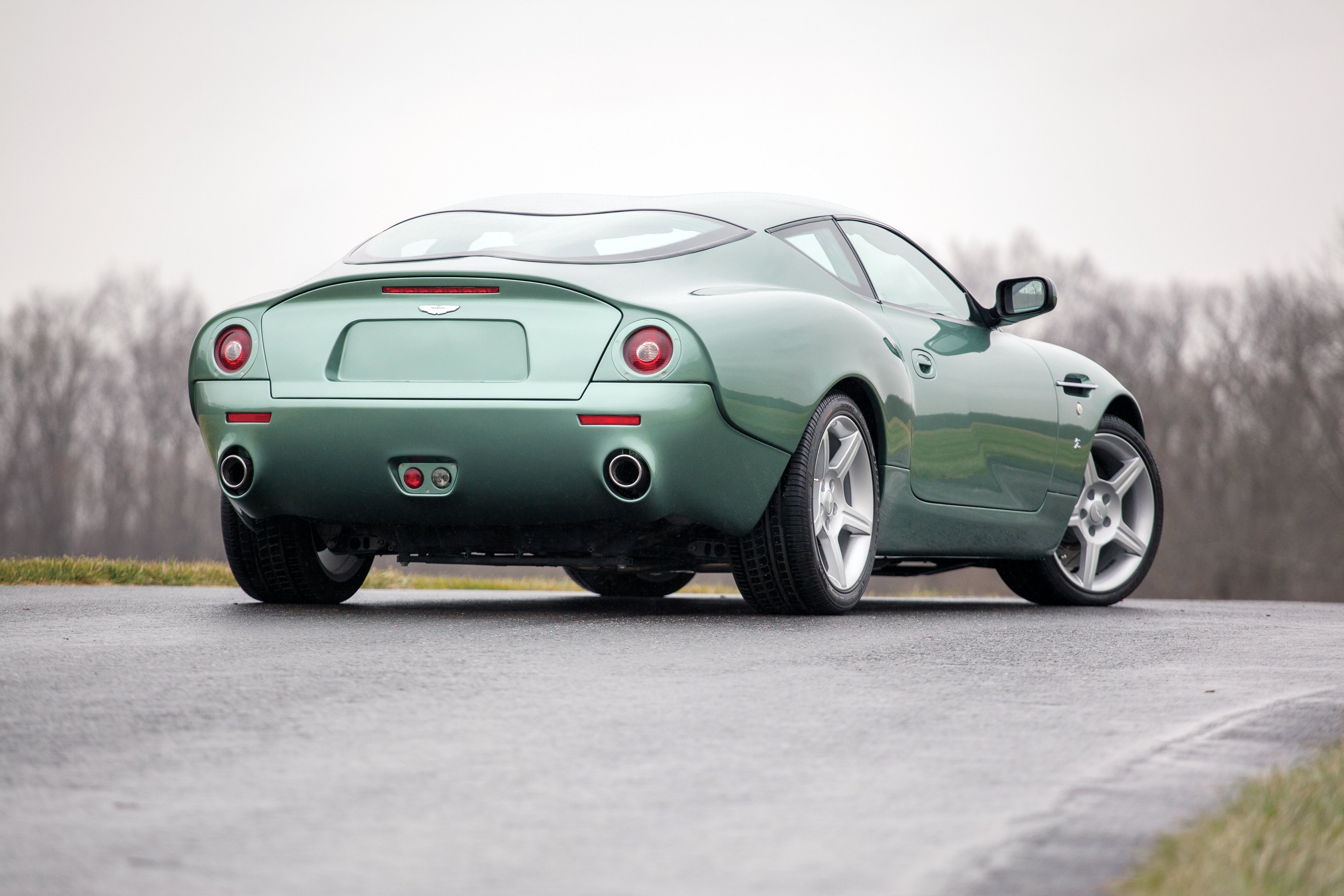 2003 Aston Martin Db7 Zagato Wallpapers Hd Desktop And Mobile Backgrounds