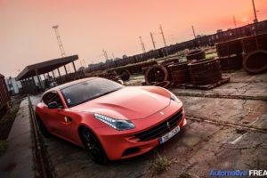 ferrari, Ferrari, Ff, Ff, 2 2, Coupe, Supercars, Cars, Italia, Orange