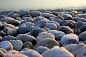macro, Pebbles, Stones, Nature, Beach, Sea, Textures