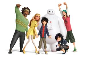big hero 6, Animation, Action, Adventure, Family, Robot, Cgi, Superhero, Big, Hero, Disney