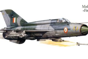 mig 21mf, Military, War, Art, Painting, Airplane, Aircraft, Weapon, Fighter