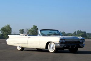 1960, Cadillac, Sixty two, Convertible, 6267f, Luxury, Classic
