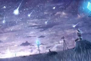 animal, Bou, Nin, Camera, Cat, Original, Scenic, Sky, Stars
