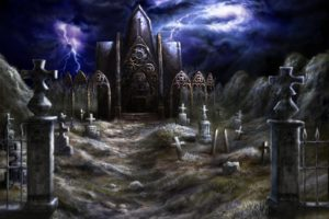 dekaron, Online, Fantasy, Mmo, Rpg, Middle, Ages, Medieval, 1dekao, Action, Fighting, 2moons, Halloween, Dark, Horror, Cemetery, Grave, Graveyard