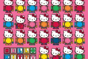 hello, Kitty, White, Cartoon, Cat, Cats, Kitten, Girl, Girls, 1hkitty, Comics, Game